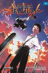 bokomslag Neon Genesis Evangelion 05 : Gravkors