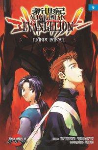bokomslag Neon Genesis Evangelion 06 : Fjärde barnet