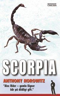 bokomslag Scorpia
