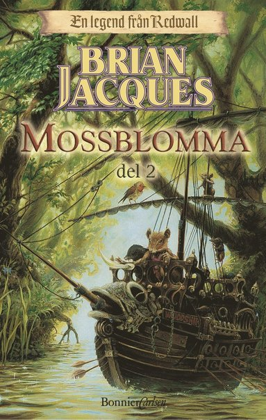 bokomslag Mossblomma D. 2