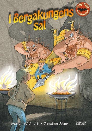 bokomslag Nelly Rapp och i Bergakungens sal