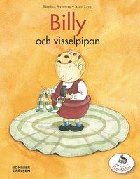 bokomslag Billy och visselpipan