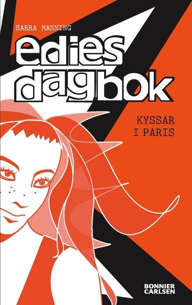bokomslag Kyssar i Paris