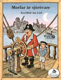 bokomslag Morfar är sjörövare