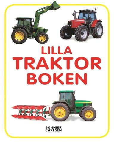 bokomslag Lilla traktorboken