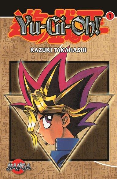 bokomslag Yu-Gi-Oh! 01 : millenniepusslet
