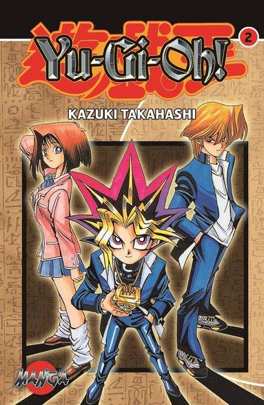 bokomslag Yu-Gi-Oh! 02 : korten med tänder