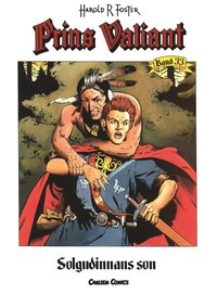 bokomslag Prins Valiant. Bd 33, Solgudinnans son