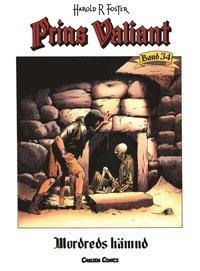 bokomslag Prins Valiant. Bd 34, Mordreds hämnd