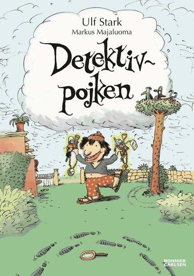 bokomslag Detektivpojken