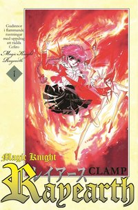 bokomslag Magic Knight Rayearth 01
