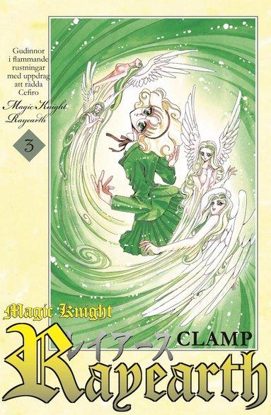 bokomslag Magic Knight Rayearth 03