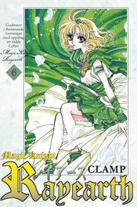 bokomslag Magic Knight Rayearth 06