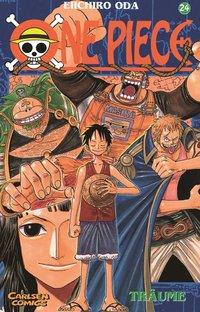 bokomslag One Piece 24 : Människans drömmar