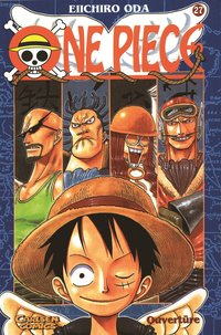 bokomslag One Piece 27 : Ouvertyr