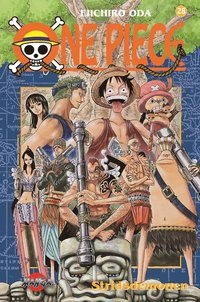One piece 28 : Stridsdemonen