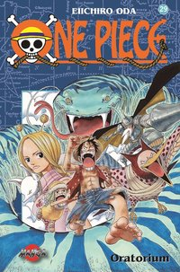 bokomslag One Piece 29 : Oratorium