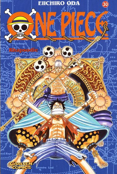 bokomslag One Piece 30