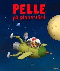 bokomslag Pelle på planetfärd