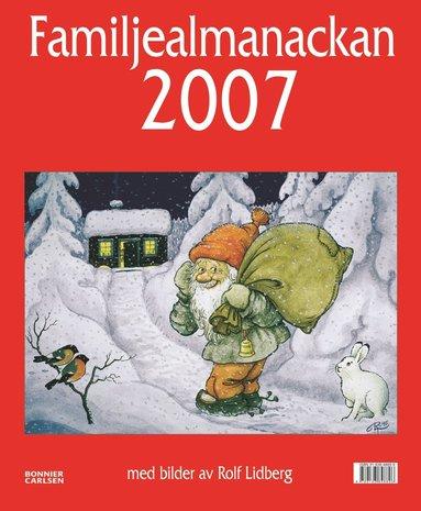 bokomslag Familjealmanackan 2007