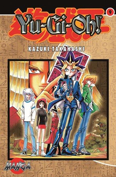 bokomslag Yu-Gi-Oh! 09 : den legendariska draken!