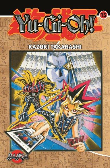 bokomslag Yu-Gi-Oh! 15 : Hjärta mot hjärta