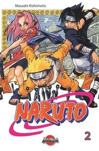 bokomslag Naruto 02 : den värste uppdragsgivare man kan få