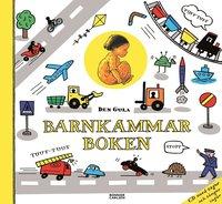 bokomslag Den gula barnkammarboken