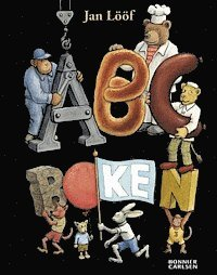 bokomslag ABC-boken