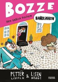 bokomslag Bankrånaren