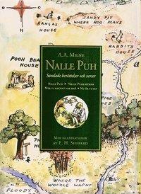 bokomslag Nalle Puh : samlade berättelser och verser