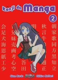 bokomslag Kanji de manga : lär dig japanska. 02