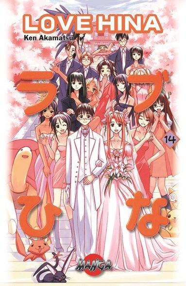 bokomslag Love Hina 14