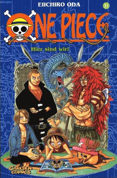 bokomslag One Piece 31 : Vi väntar