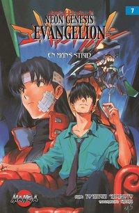 bokomslag Neon Genesis Evangelion 07 : En mans strid