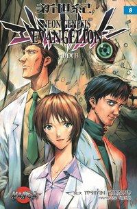 bokomslag Neon Genesis Evangelion 08 : Moder