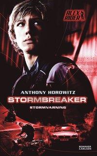 bokomslag Stormvarning (filmomslag)