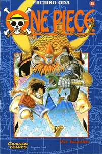 One Piece 35 : Kapten