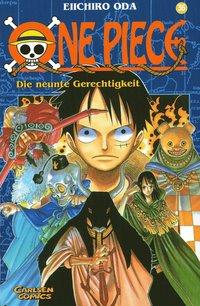One Piece 36 : Den nionde rättvisan