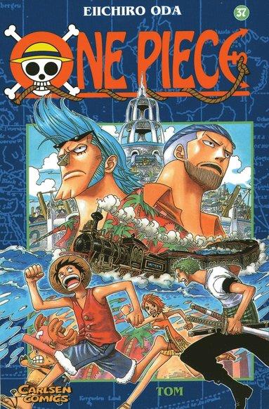 bokomslag One Piece 37 : herr Tom