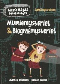 bokomslag Mumiemysteriet & Biografmysteriet