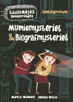 bokomslag Mumiemysteriet & Biografmysteriet (bok 5-6)
