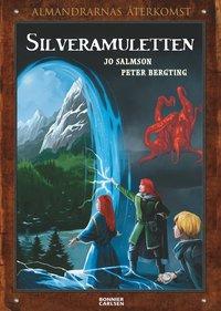 bokomslag Silveramuletten
