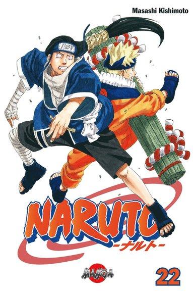 bokomslag Naruto 22