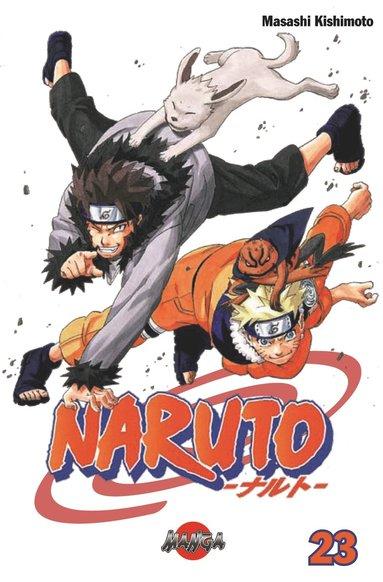 bokomslag Naruto 23