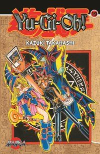 bokomslag Yu-Gi-Oh! 19 : Magiker mot magiker