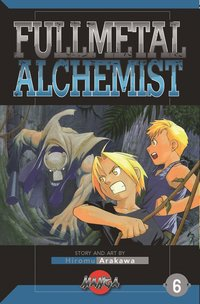 bokomslag FullMetal Alchemist 06