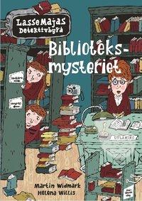 bokomslag Biblioteksmysteriet