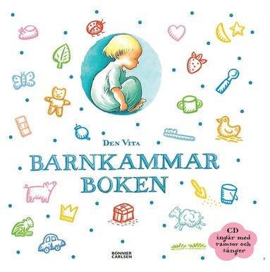 bokomslag Den vita barnkammarboken