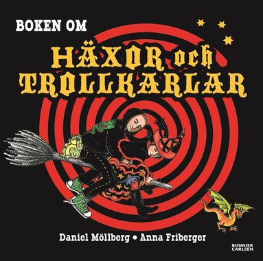bokomslag Boken om häxor och trollkarlar